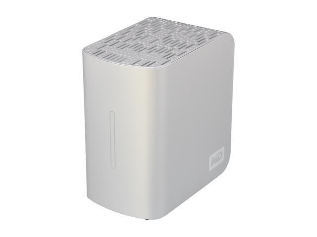 Western Digital My Book Studio II 4TB Dual-Drive External Storage System with RAID