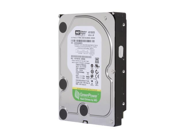 "Western Digital AV-GP WD15EVDS 1.5TB 32MB Cache SATA 3.0Gb/s 3.5"" Internal AV Hard Drive Bare Drive"