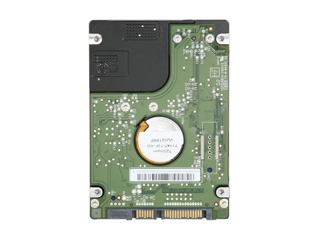 Western Digital Scorpio Black WD1600BJKT-50PK 160GB 7200 RPM 16MB Cache SATA 3.0Gb/s 2.5