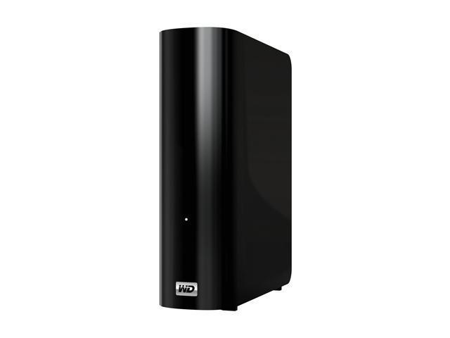 WD My Book Essential 3TB USB 3.0 and USB 2.0 Black External Hard Drive WDBACW0030HBK