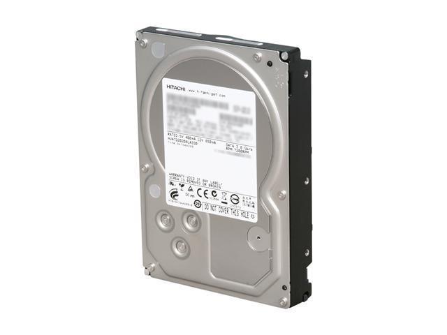 Hitachi GST Ultrastar A7K2000 0F10452 2TB 7200 RPM 32MB Cache SATA 3.0Gb/s 3.5