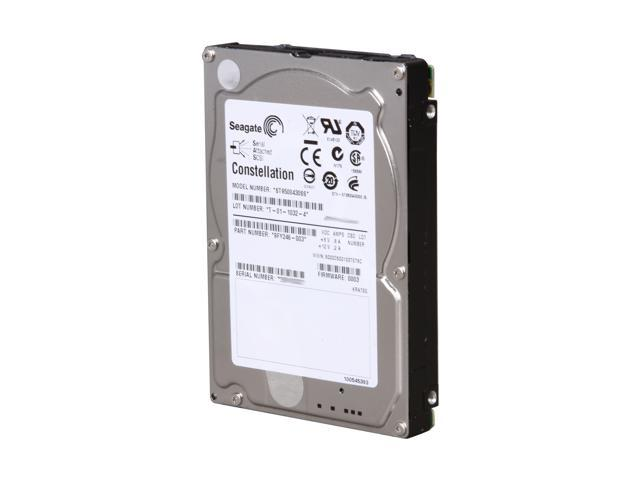 Seagate Constellation ST9500430SS 500GB 7200 RPM 16MB Cache SAS 6Gb/s 2.5