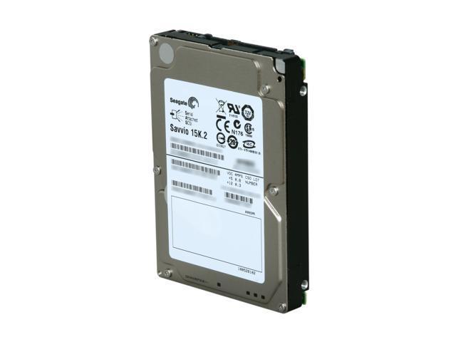 Seagate Savvio 15K.2 ST9146852SS 146GB 15000 RPM 16MB Cache SAS 6Gb/s 2.5