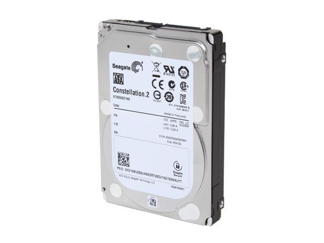Seagate Constellation.2 ST9500621NS 500GB 7200 RPM 64MB Cache SATA 6.0Gb/s 2.5