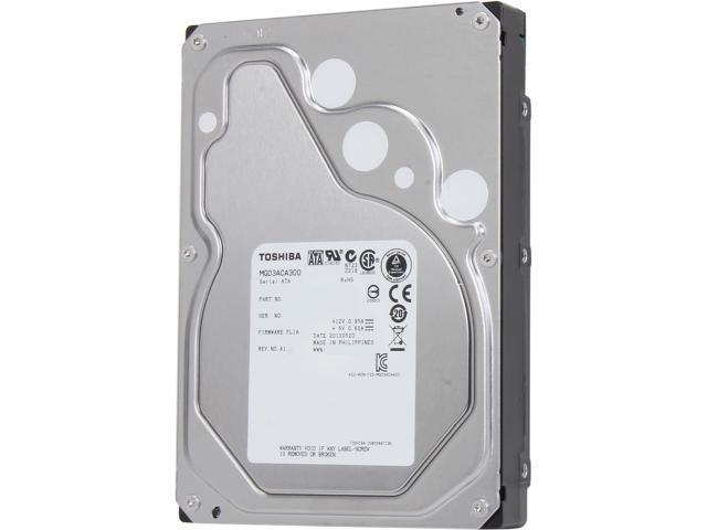 Toshiba MG03ACA MG03ACA300 3 TB 3.5