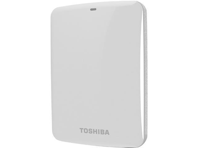 TOSHIBA Canvio Connect 1TB USB 3.0 External Hard Drive HDTC710XW3A1