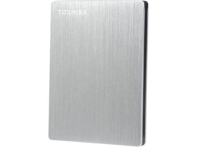 Toshiba Canvio Slim II for Mac 1TB 5400 RPM 2.5