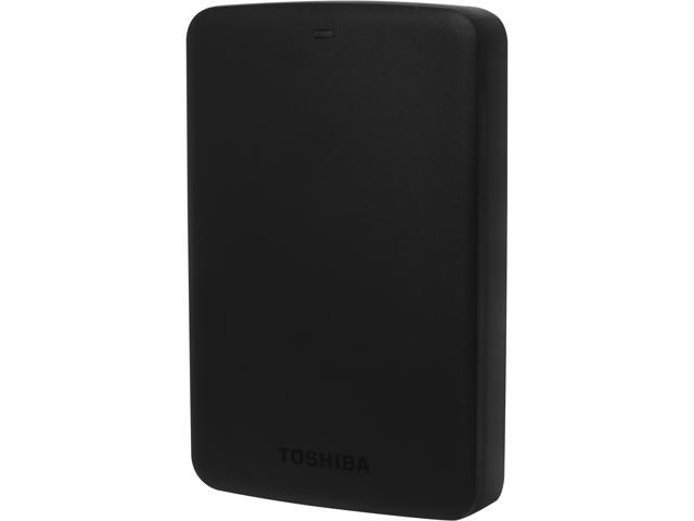 TOSHIBA Canvio Basics 2TB USB 3.0 Portable Hard Drive HDTB320XK3CA Black