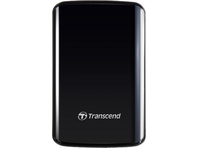 Transcend StoreJet25D2 750GB USB 2.0 2.5