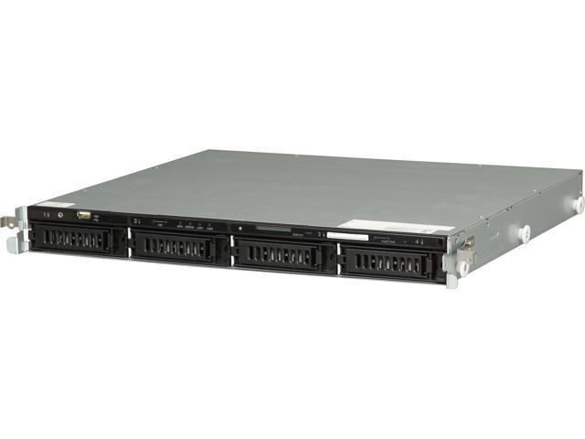 BUFFALO TeraStation III 4-Bay 12 TB (4 X 3 TB) RAID 1U Rack Mountable Network Attached Storage (NAS) - TS-RX12TL/R5