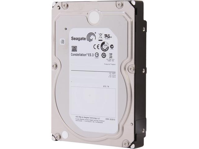 Seagate Constellation ES.3 ST2000NM0033 2TB 128MB Cache SATA 6.0Gb/s 3.5