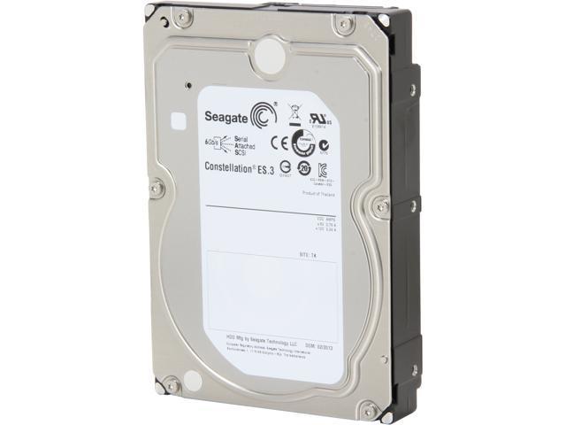 Seagate Constellation ES.3 ST4000NM0023 4TB 128MB Cache SAS 6Gb/s 3.5