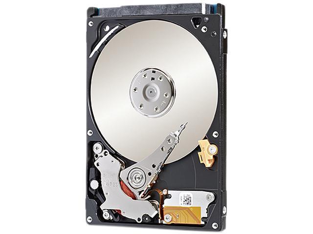 Seagate Hybrid Drives ST500LM000 500GB MLC/8GB 64MB Cache SATA 6.0Gb/s NCQ 2.5