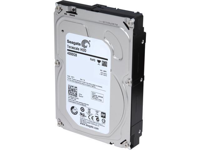 Seagate ST4000NC001 4TB 5900 RPM 64MB Cache SATA 6.0Gb/s 3.5