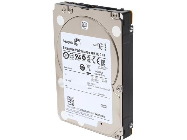 Seagate Enterprise Performance 10K.7 ST1200MM0017 1.2TB 64MB Cache SAS 6Gb/s 2.5