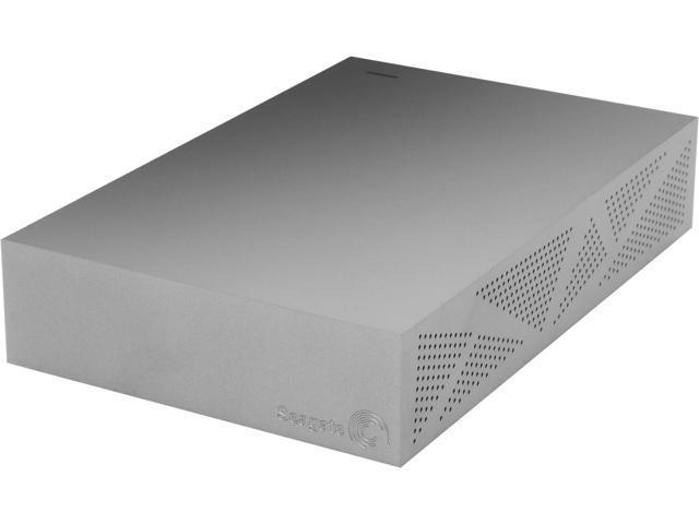 Seagate Backup Plus Desktop Drive for Mac 3TB USB 3.0 External Storage Model STDU3000101