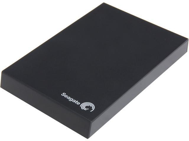 Seagate 2TB USB 3.0 Portable External Hard Drive STBX2000401 Black