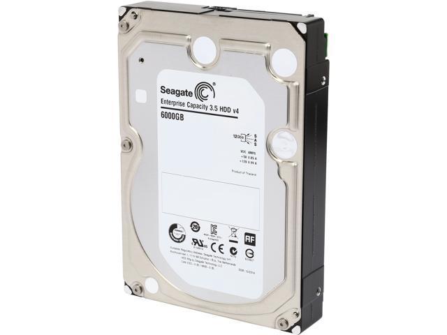 Seagate ST6000NM0014 6TB 7200 RPM 128MB Cache SAS 12Gb/s 3.5