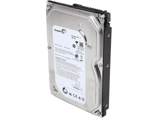 Seagate ST3320413CS 320GB 5900 RPM 16MB Cache SATA 3.0Gb/s 3.5
