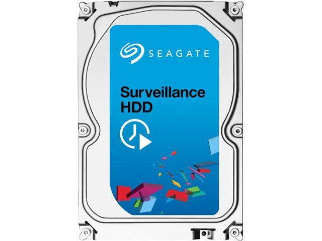 Seagate SV35 Series ST3000VX006 3TB 5900 RPM 64MB Cache SATA 6.0Gb/s 3.5