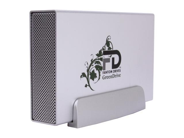Fantom Drives GreenDrive 1TB USB 2.0 / eSATA 3.5