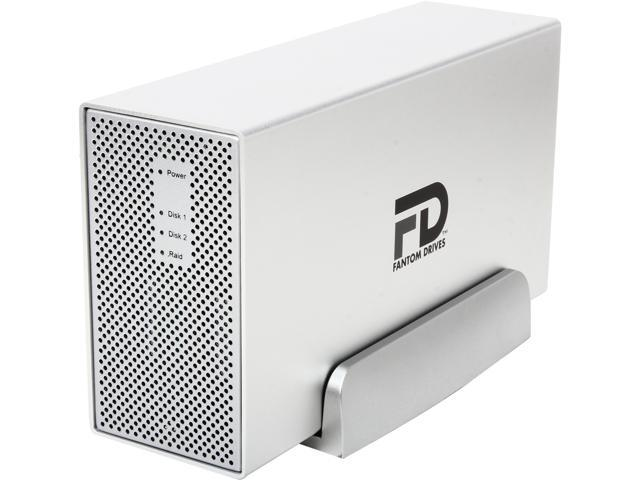 Fantom Drives Gforce3 MegaDisk 8TB USB 3.0 2 x 3.5