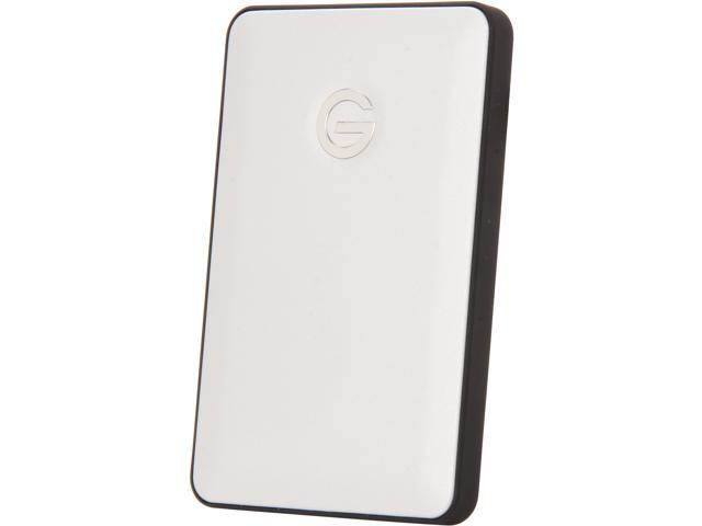 G-Technology G-DRIVE mobile 0G02428 1TB USB 3.0 Silver Portable Hard Drive
