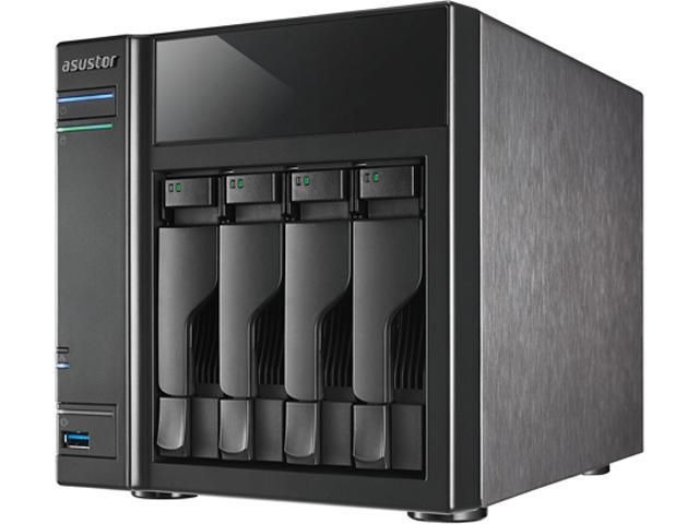 Asustor AS-204T Diskless System Network Storage