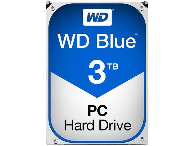Western Digital WD30EZRZ 3TB Internal Hard Drive