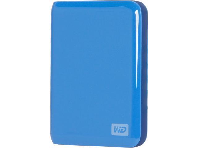 WD My Passport Essential 500GB USB 3.0/USB 2.0 2.5