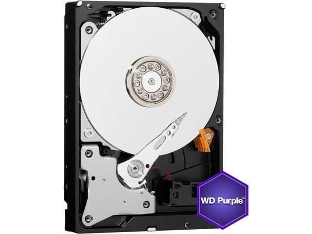 WD WD Purple WD40PURX 4TB SATA 6.0Gb/s 3.5