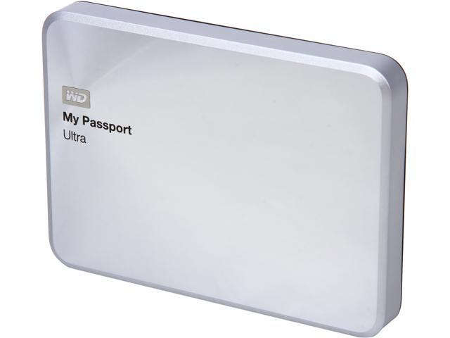 WD My Passport Ultra Metal Edition 1TB USB 3.0 2.5