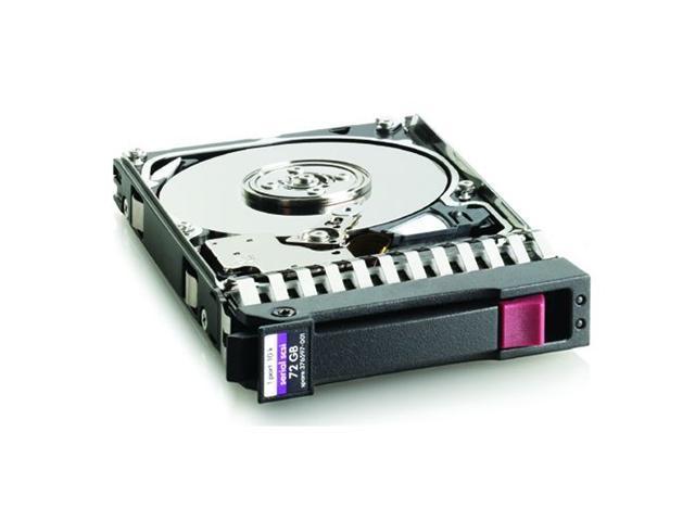 HP 72 GB 2.5' Internal Hard Drive