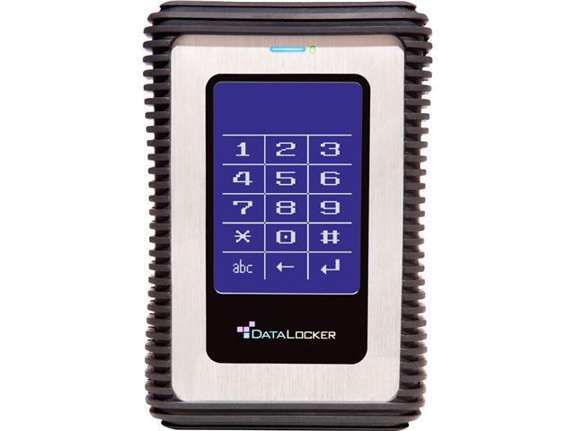 DataLocker DL3 500GB (2-Factor RFID) Encrypted External Hard Drive
