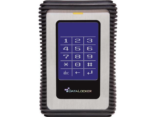 DataLocker DL3 1TB (2-Factor RFID) Encrypted External Hard Drive