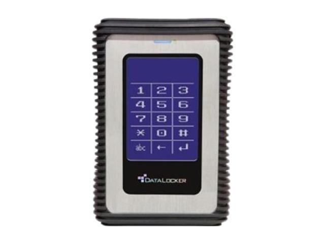 DataLocker DL3 256 GB External Solid State Drive