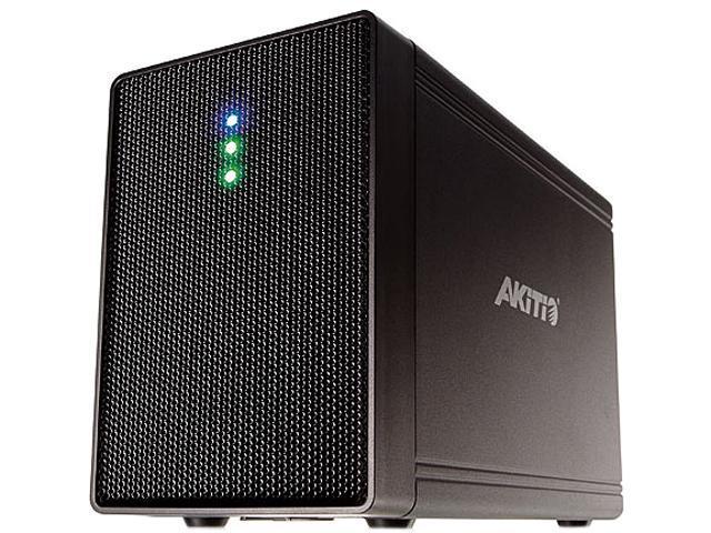 AKiTiO NT2 U3e 4TB USB3.0 / eSATA 3.5