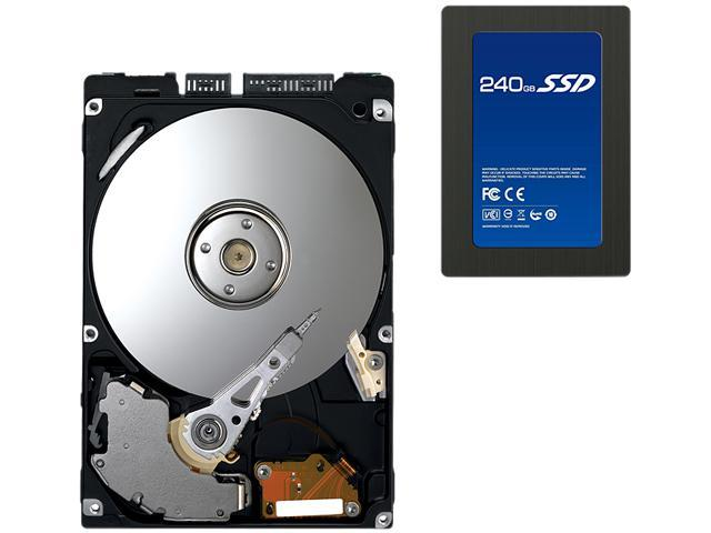 GENERIC 1TB HDD + 240GB SSD Internal Hard Drive