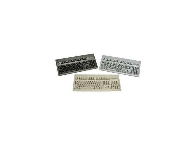 KeyTronic E03600P2 Black 104 Normal Keys PS/2 Standard Keyboard