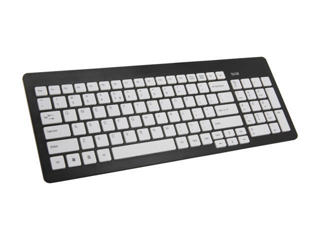 Wintec FileMate Imagine K2210 Jet Black USB Wired Standard Keyboard