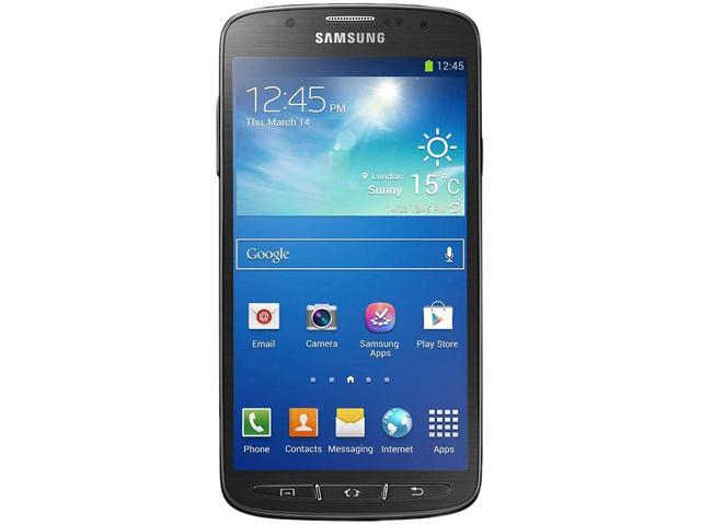 Samsung Galaxy S4 Active I537 AT&T Unlocked GSM 4G LTE Android 4.2 Smartphone - Urban Gray