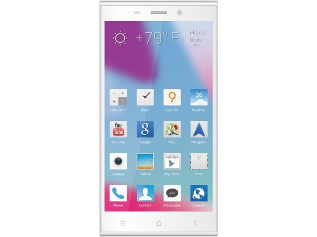 BLU Life Pure XL L260L White Unlocked 32GB 5.5