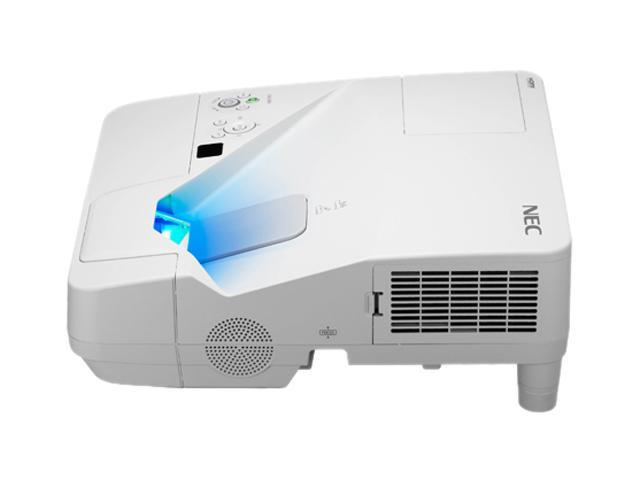 NEC Display Solutions NP-UM330W 1280 x 800 3300 lumens LCD Projector 3000:1 RJ45
