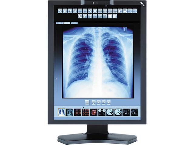 "NEC Display MultiSync MD211C3 Black 21.3"" 3 MegaPixels LED Backlight Medical Diagnostic Widescreen Monitor 20ms 800cd/m2, USB hub, Height ..."