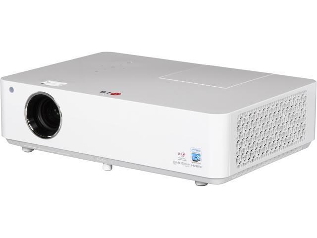 LG BG630 1024 x 768 3200 lumens 3LCD Projector 5000:1 RJ45