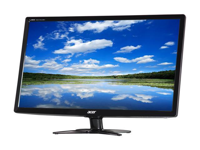 Acer G276HLDbmid Black 27