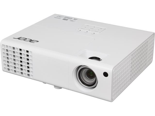 "Acer H6510BD FHD 1920x1080 (Up to 300"" Display Size) 2 HDMI Inputs w/ Carrying Bag 3000 ANSI Lumens 3D DLP Projector"