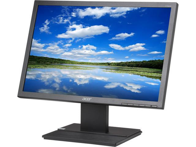 Acer V196WLb Black 19