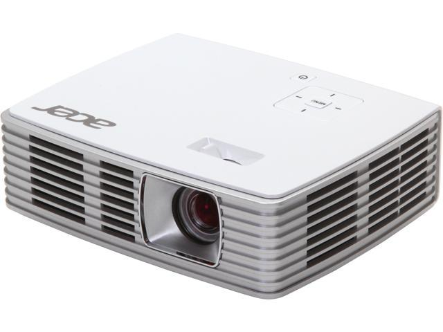 Acer K132 LED Portable Projector HDMI 1280x800 3D-ready 500 ANSI Lumens 10000:1 3D-ready
