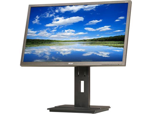 Acer B6 B246HYL ymdpr Black 23.8